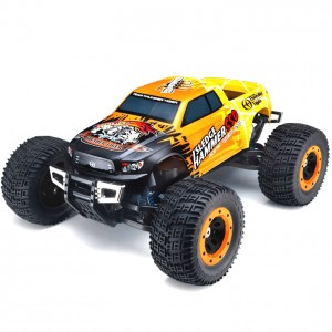 Автомодель монстра 1/8 Thunder Tiger MTA-4 Sledge Hammer S50 ДВС PRO RTR 558 мм 4WD (6225-F113)