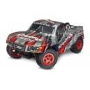 Автомодель шорт-корса 1/18 Traxxas LaTrax SST RTR 309 мм 4WD (76044-1 Red)
