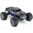 Автомодель монстра 1/10 Traxxas Revo 3,3 ДВС RTR 525 мм 4WD (53097-1 Blue)