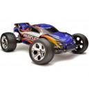 Автомодель трагги 1/10 Traxxas Rustler XL-5 RTR 445 мм 2WD (37054-1 Blue)