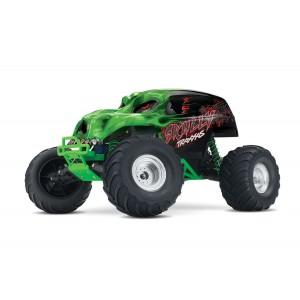 Автомодель монстра 1/10 Traxxas Skully RTR 413 мм 2WD (36064-1 Green)