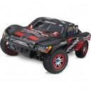 Автомодель шорт-корса 1/10 Traxxas Slash 4x4 Ultimate бесколлекторная RTR 568 мм 4WD (68077-1 Black)