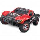Автомодель шорт-корса 1/10 Traxxas Slash 4x4 Ultimate бесколлекторная RTR 568 мм 4WD (68077-1 Red)