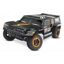 Автомодель шорт-корса 1/10 Traxxas Slash Dakar RTR 568 мм 2WD (58044-1 Black)