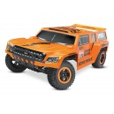 Автомодель шорт-корса 1/10 Traxxas Slash Dakar RTR 568 мм 2WD (58044-1 Orange)