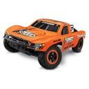 Автомодель шорт-корса 1/10 Traxxas Slash RTR 568 мм 2WD (58034-1 Orange)