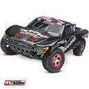 Автомодель шорт-корса 1/10 Traxxas Slash RTR 568 мм 2WD (58034-2 Black)