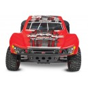 Автомодель шорт-корса 1/10 Traxxas Slash RTR 568 мм 2WD (58034-2 Red)