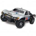 Автомодель шорт-корса 1/10 Traxxas Slayer Pro ДВС RTR 598 мм 4WD (59076-1 Silver)