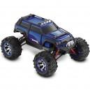 Автомодель монстра 1/16 Traxxas Summit VXL бесколлекторная RTR 320 мм 4WD (72074-1 Blue)