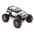 Автомодель монстра 1/16 Traxxas Summit VXL бесколлекторная RTR 320 мм 4WD (72074-1 White)