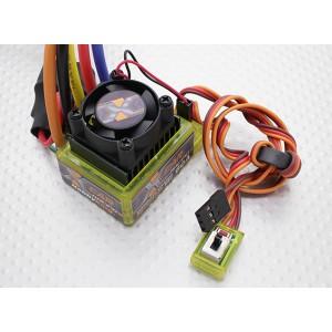 Регулятор скорости для авто 1/10 X-Car 60A поддержка сенсорных моторов