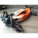 БУ модель в сборе Team Durango Dex410R