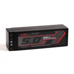 LiPo аккумулятор Turnigy Graphene 5000mAh 4S 14.8 Вольт
