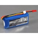 LiPo аккумулятор Turnigy 1500mAh 2S 25C
