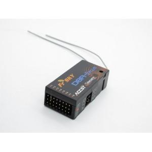 Приемник FrSky D8R-II PLUS 2.4Ghz 8-к с телеметрией