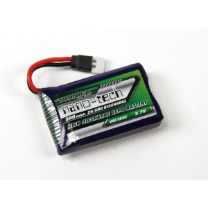 Аккумулятор Lipo Turnigy nano-tech 500mah 1S 25-50C