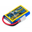 Аккумулятор LiPo Giant Power 300mAh 3.7V 1S 25C 8x20x32мм для Walkera/Hubsan