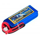 Аккумулятор LiPo Giant Power 800mAh 11.1V 3S 25C 17x25x68мм JST