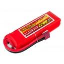 Аккумулятор LiPo Dinogy 2200mAh 11.1V 3S 30C 22x36x110мм T-Plug