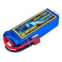Аккумулятор LiPo Giant Power 2800mAh 11.1V 3S 25C 28x35x104мм T-Plug