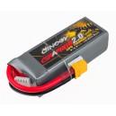 Аккумулятор LiPo Dinogy G2.0 1500mAh 14.8V 4S 70C 28x35x94мм XT60