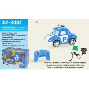 Машинка на радиоуправлении Робокар Поли  XZ-308C