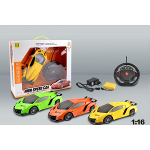 Машина на радиоуправлении Lamborghini sh091-5b
