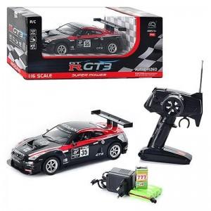 Радиоуправляемая машина Nissan GT-R 1/16