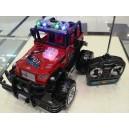Машинка багги на радиоуправлении Hot Racers 25599 красная