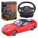 Радиоуправляемая модель авто Play Smart 9747 с рулем