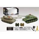Танковый бой 33821 на радиоуправлении