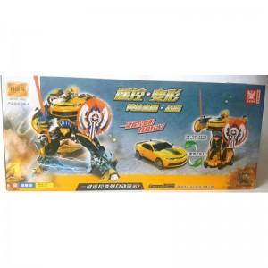 Робот-трансформер на радиоуправлении Bumblebee 298-9
