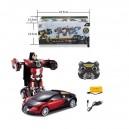 Робот-трансформер на радиоуправлении Bugatti dm002