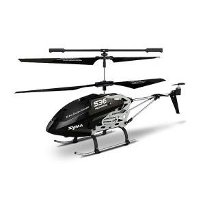 Комнатный трехканальный вертолет Syma S36 с пультом 2.4Ghz