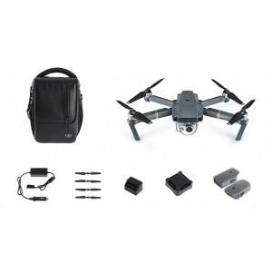 Квадрокоптер DJI Mavic Pro Fly More Combo с камерой 4k