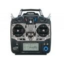 Аппаратура управления для авиамоделей 10к Futaba 10J T-FHSS/S-FHSS с приемником R3008SB