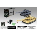 Танковый бой на радиоуправлении 1:28 Battle Tank 99822