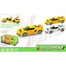 Инерционная модель Lotus Exige S Автопром 1/22