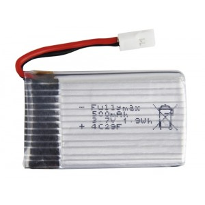 Аккумулятор Li-Po 3.7V 500mAh для для квадрокоптера Syma X5SW и X5SC