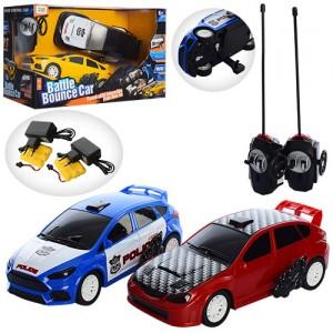 Набор машинок на радиоуправлении Battle Bounce Car 336-54t-55t