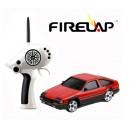 Автомодель р/у 1:28 Firelap IW02M-A Toyota AE86 2WD (красный)