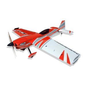 Самолёт р/у Precision Aerobatics XR-52 1321мм KIT (красный)
