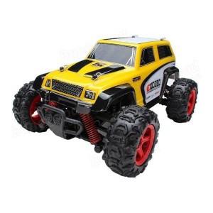 Машинка р/у 1:24 Subotech CoCo Джип 4WD 35 км-час желтый