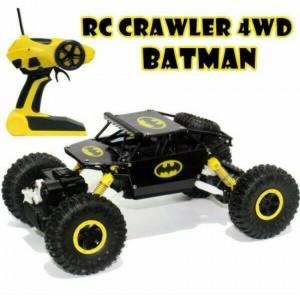 Машинка краулер на радиоуправлении Batman - Captain America