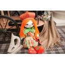 Набор для шитья куклы K1013 Kukla Nova Путешественница Traveler Girl