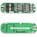 Плата защиты LiPo аккумулятора от разряда 3s 11.1 вольт 20 ампер