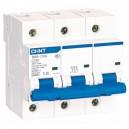 Автоматический выключатель NXB-125 3P D 80 A 10 кA
