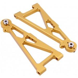 Передние нижние алюминиевые рычаги Himoto 1:10 33602 2шт