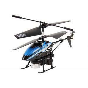 Трехканальный вертолет BUBBLE (пускает мыльные пузыри)